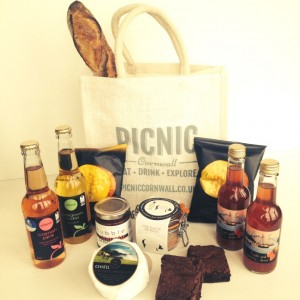 Picnic Cornwall Cornish Hamper Falmouth 6