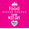 Winner -  Best Cafe  2014